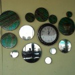 @instagram: #India #SouthGoa #Benaulim #photo #mirrors #clock