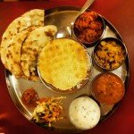 @instagram: Goa #Mutton #curry #thali,