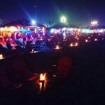 @instagram: #goa #bagabeach #india #дзен #прекрасныйиндийскийвечер #calangute #здесьисейчас #ом #чтоизлучаешьтоиполучаешь