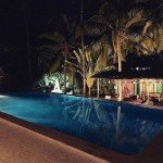 @instagram: Evenings at Villa Alina ❤ #PeaceInParadise
