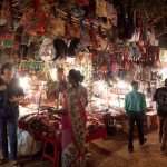 @instagram: #Arpora#saturday night market