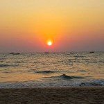 @instagram: #sakharuktrip #goa #sunset #calangute