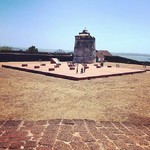 @instagram: #fortification #historicsite #roof #sky #fort #beach #lighthouse #agaudafort #agauda #candolim #candolim #goa #india???????? #travelblogger #traveldestination #followforfollowback #follow4followback