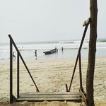 @instagram: The sea #goa_beach #goa #sea #boat #palolem #palolembeach