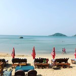 @instagram: #breakfast #palolem #palolembeach #goa #sea #sand